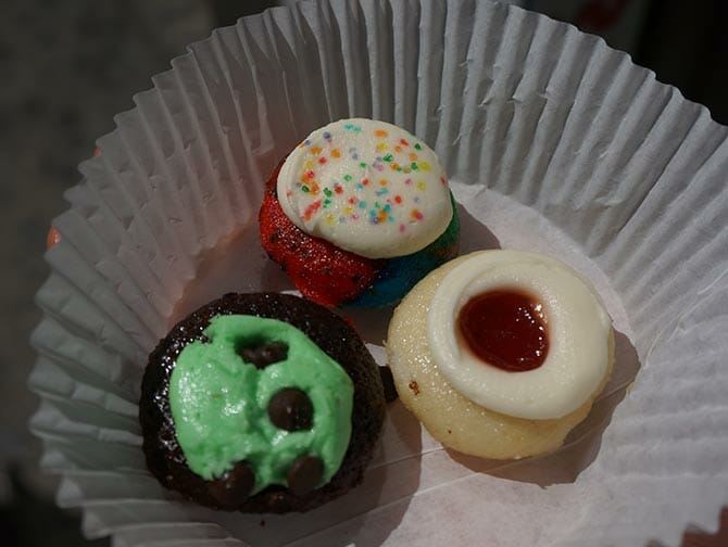 Best Cupcakes in New York -Baked by Melissa cakes