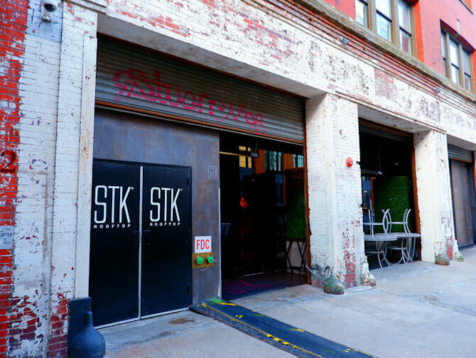 Best Burgers in New York - STK