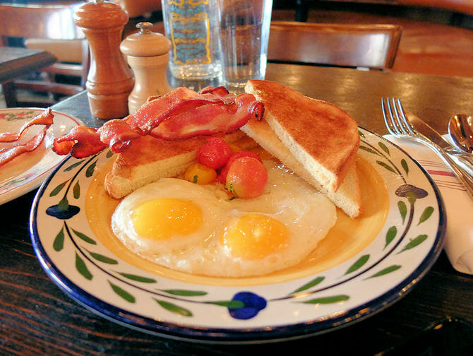 Breakfast in New York - Breakfast at Gemma