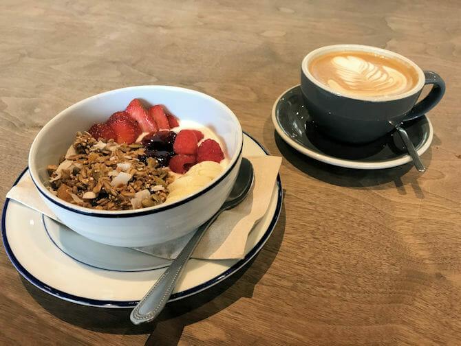Breakfast in New York - Healthy Breakfast