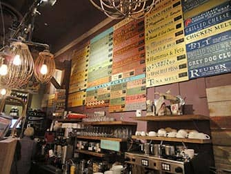 Best Coffee Shops and Bagel Bars in New York -Grey Dog 2