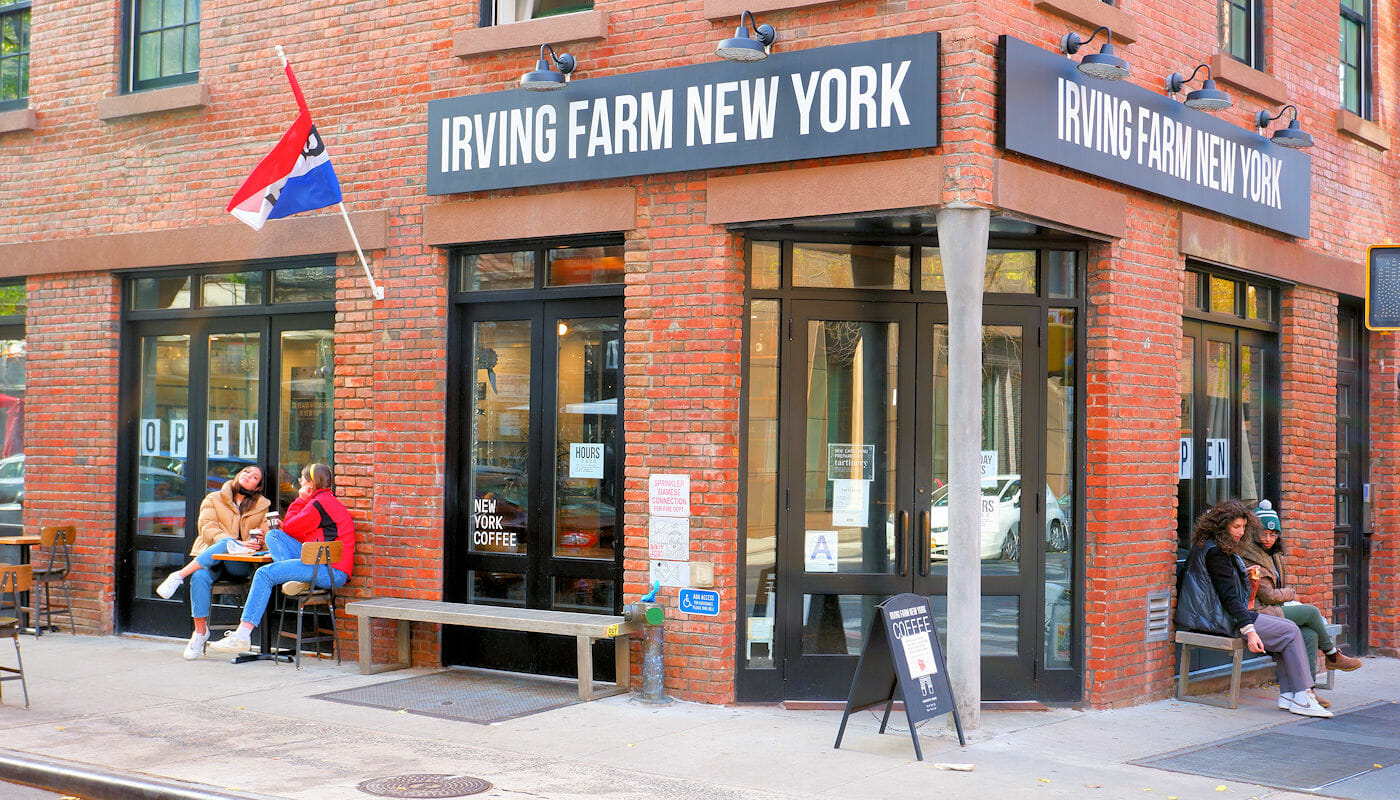 Irving Farm in New York