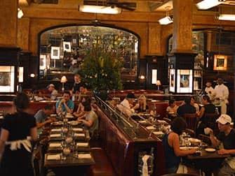 Lunch in New York - Balthazar