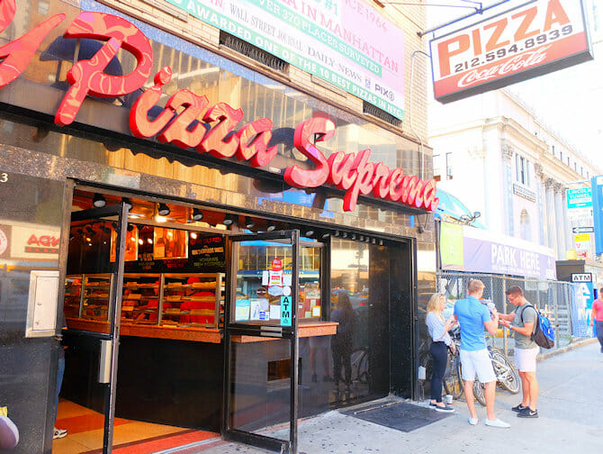 The Best Pizza In New York