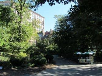 Parks in New York - Riverside Park