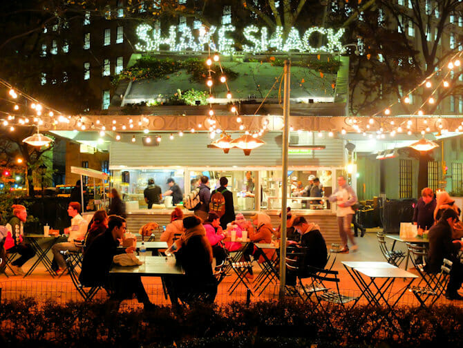 Best Burgers in New York - Shake Shack