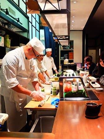 Best Sushi in New York - Takahachi