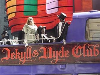 Theme Restaurants New York - Jekyll and Hyde Club