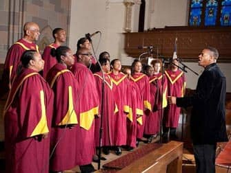 Gospel Tours in New York - Choir in Harlem