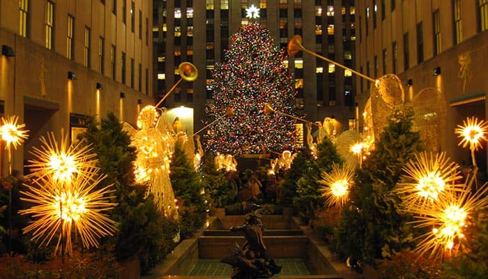 Image result for christmas 2016 new york city