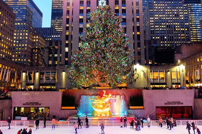 Christmas Season In New York Newyork Co Uk
