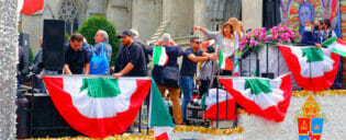 Columbus Day in New York