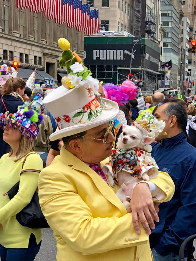 Easter in New York - Easter parade