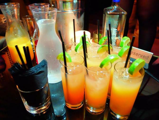 New York Nightclub Experience - Drinks