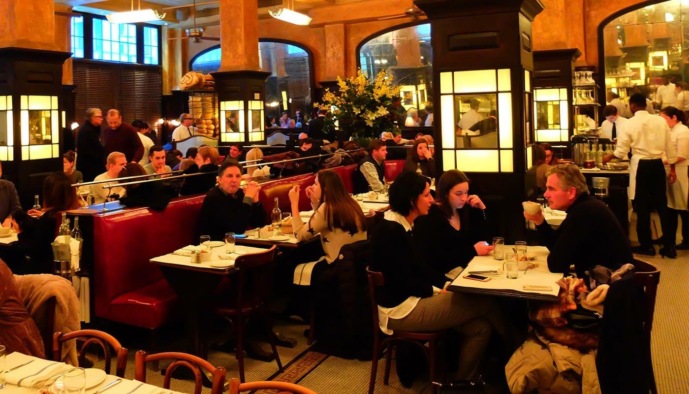 Romantic Restaurants and Bars in New York - Balthazar