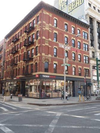 Tenement Museum in New York - museum