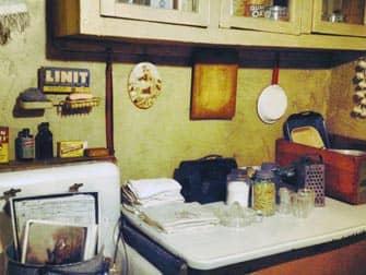 Tenement Museum in New York - inside 2