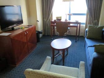 DoubleTree Suites Hotel Times Square - room