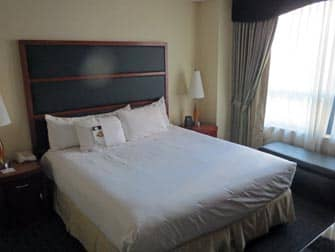 Double Tree Suites Hotel in New York