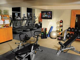 DoubleTree Suites Hotel Times Square - Fitness Room