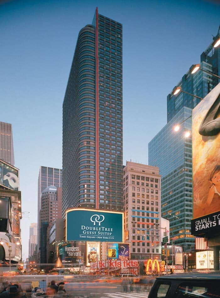 DoubleTree Suits Hotel Times Square - New York