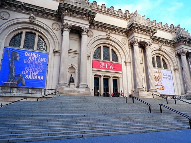 Explorer Pass Metropolitan Museum New York