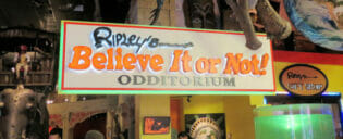 Ripley's Believe It or Not! in New York