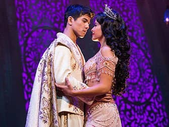 Aladdin on Broadway Tickets - Aladdin and Jasmine