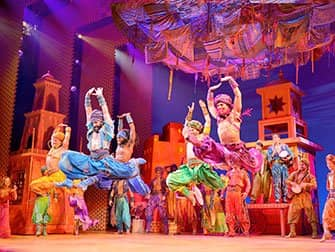 Aladdin on Broadway Tickets - Arabian Nights