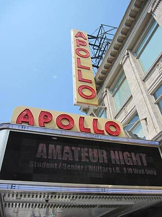 Hip-Hop Tours in New York - Apollo Theater