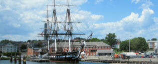 Day Trip to Boston - Boston Tea Party