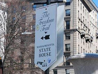 Day Trip to Boston - Freedom Trail