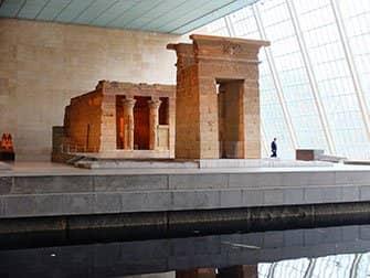 Metropolitan Museum in New York - Egypt Wing