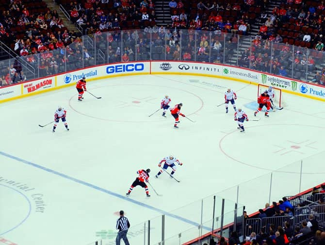 New Jersey Devils Tickets - Ice Hockey