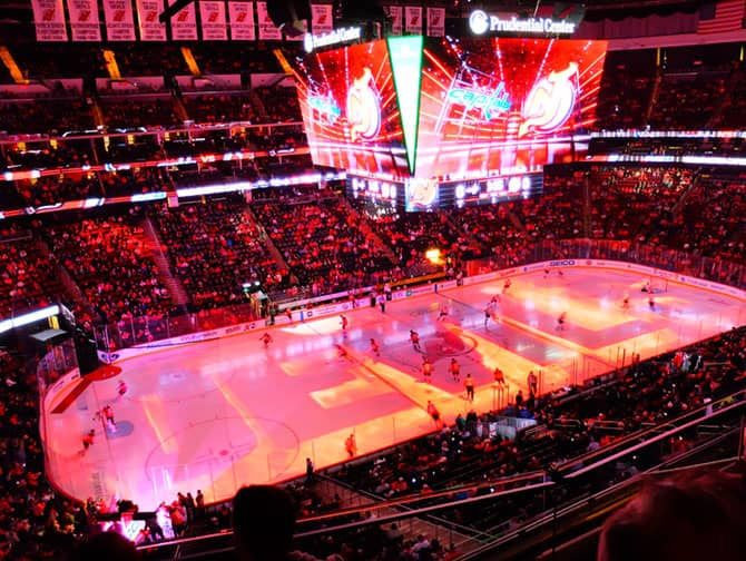 New Jersey Devils Tickets - Match