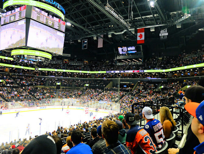 New York Islanders Tickets - Barclays Center