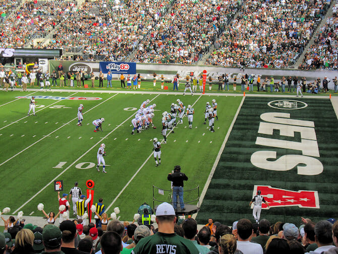 New York Jets - Game