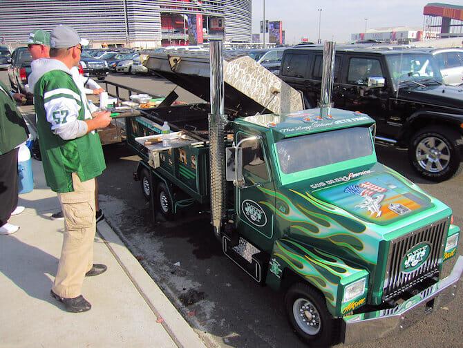 New York Jets - Parking
