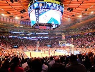 New York Knicks Tickets - Madison Square Garden