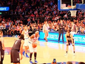 New York Knicks Tickets - Players
