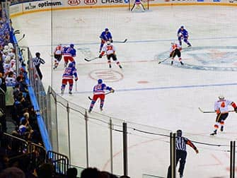 New York Rangers Tickets - Hockey Match