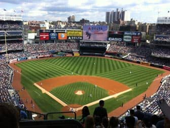 New York Yankees Tickets - Baseball Game