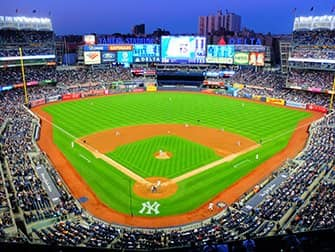 4114d226df6 New York Yankees Tickets - Playing field ...