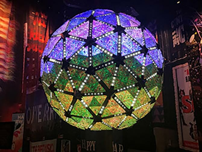 Ripley's Believe it or Not! in New-York - Ball Drop Times Square