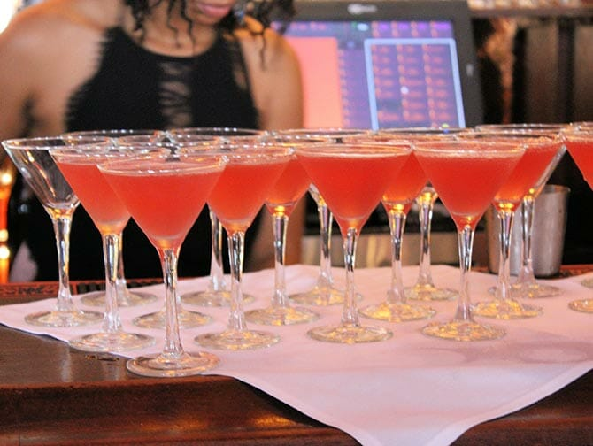 Sex and the City Tour - Cosmopolitans