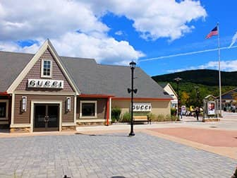 Woodbury Common Premium Outlet Center in New York - Gucci