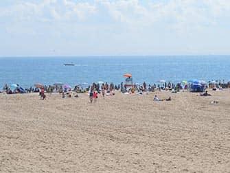 Coney Island in New York - Beach