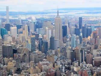 New York Helicopter Tour - Empire State Building