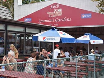 New York Pizza Tour to Brooklyn and Coney Island - Spumoni Gardens