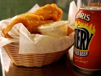 The Best Fish and Chips in New York - A Salt and Battery chippy